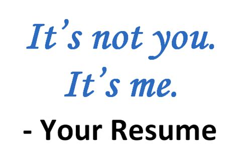 10 words not to use in a resume